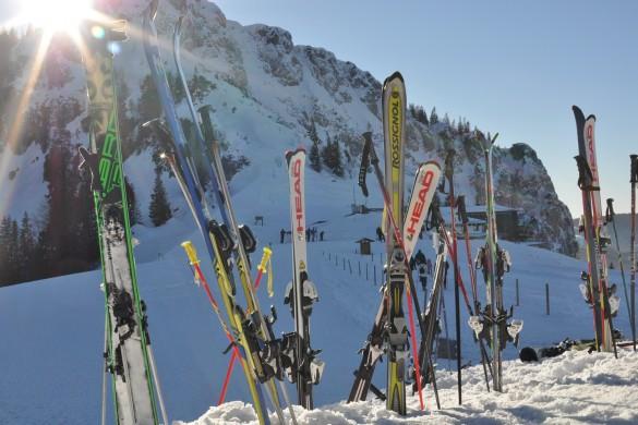 Wintersport, Ski fahren Aschau, Kampenwand, Aschau im Chiemgau, Kampenwandseilbahn, Wintersport in Aschau