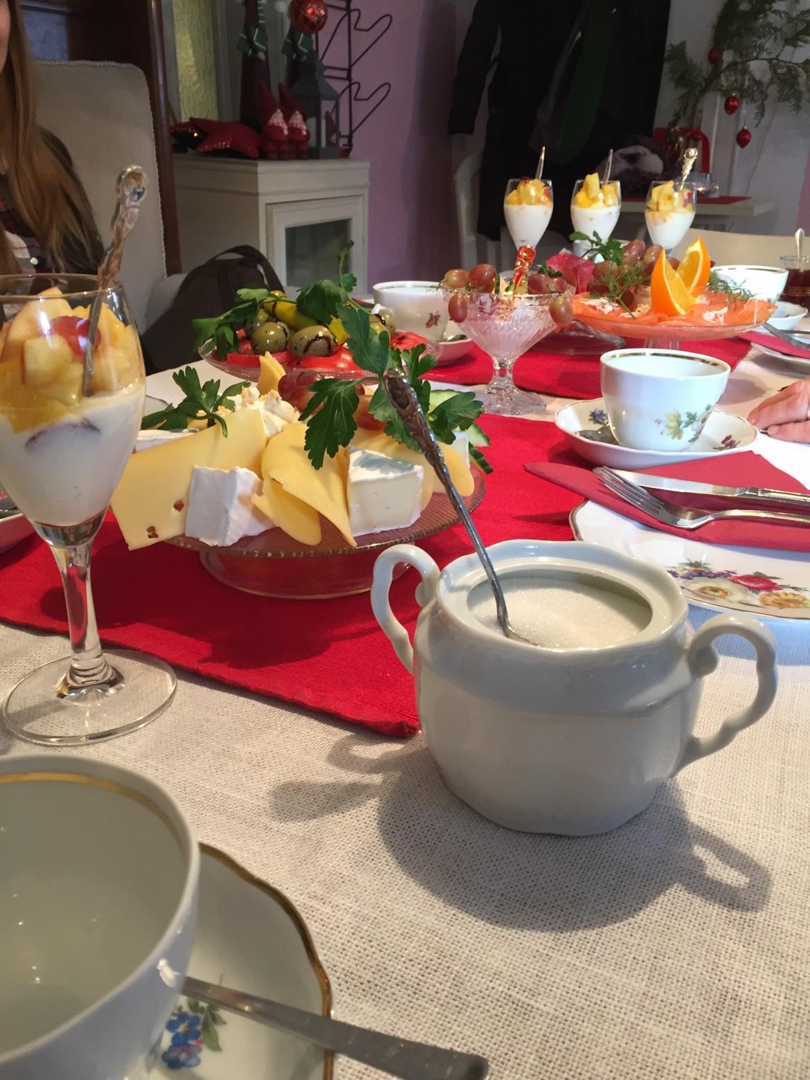 Blumencafé, Café, Kaffee, Tee, Frühstück, Garten