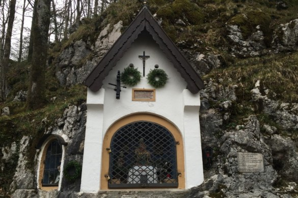 Kettenkapelle in Aschau im Chiemgau