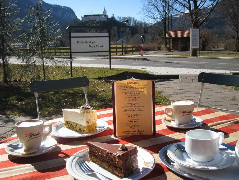 Café, Kaffee, Tee, Kuchen, Torten, To-Go, Biergarten
