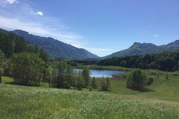 See, Bärnsee, Aschau, wandern, spazieren, chiemgau